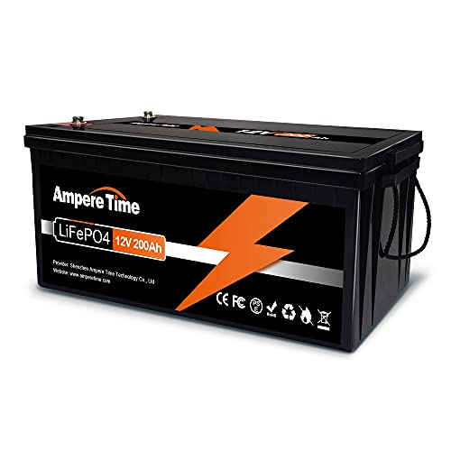 Ampere Time 12V 200Ah Deep Cycle Car Battery