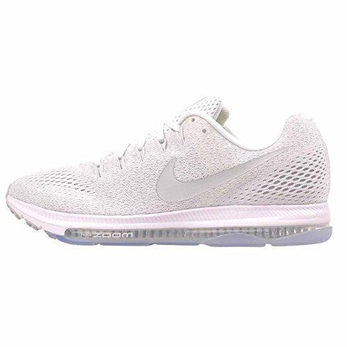 Nike performancezoom all out - Scarpe Running Neutre - White/Pure Platinum