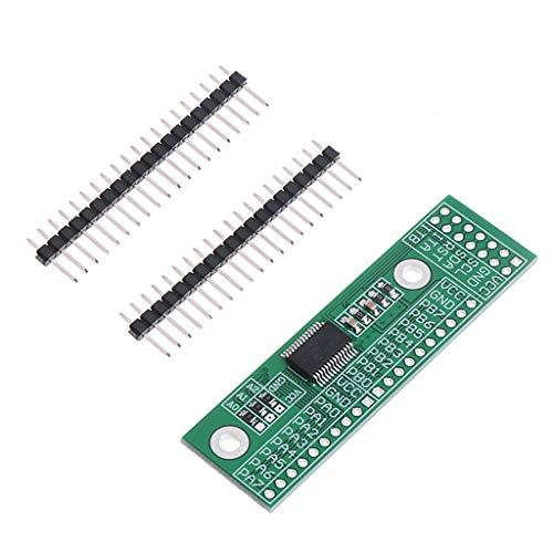 Abwan MCP23017 16 Bit IO Port Expander Modul Pinnwand I2C Interface für C51