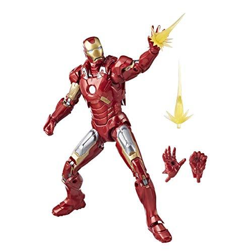 Marvel Studios: The First Ten Years The Avengers Iron Man Mark VII