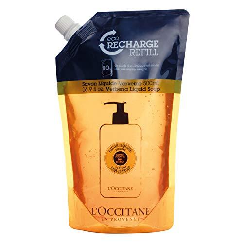 L'Occitane Liquid Hand Soap - Verbena Refill 500ml