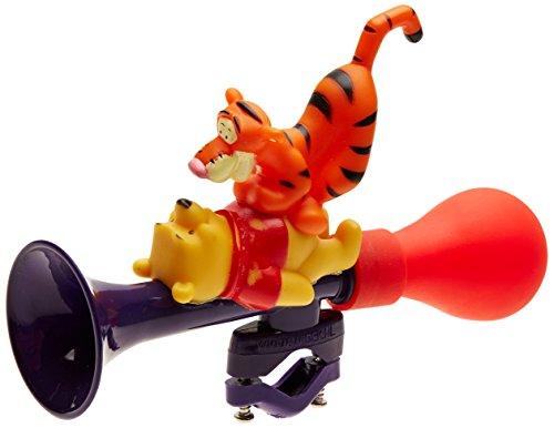 Widek - Clacson da Bicicletta con Winnie The Pooh e Tigro