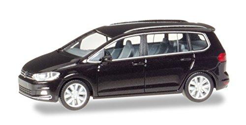 Herpa 038492-002 VW Touran deep Black