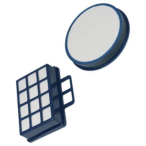 Hoover 35601650 U52 Kit de filtre en plastique Bleu 2 l