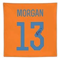 アレックス モーガン サッカー 13 タペストリー壁掛けリビングルーム寝室寮部屋家の装飾ポスター