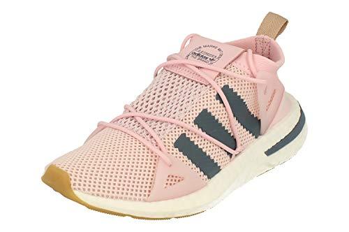 adidas Damen Arkyn W Fitnessschuhe, Mehrfarbig (Ros Cl A/Acenat/Ftwbla 000), 39 1/3 EU