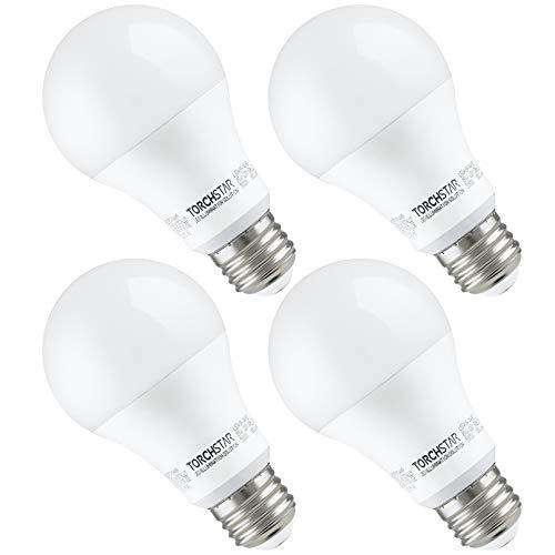 TORCHSTAR LED Garage Door Opener Bulbs, 100W...