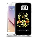 Head Case Designs sous Licence Officielle Cobra Kai Logo Graphiques Coque en Gel Doux Compatible...