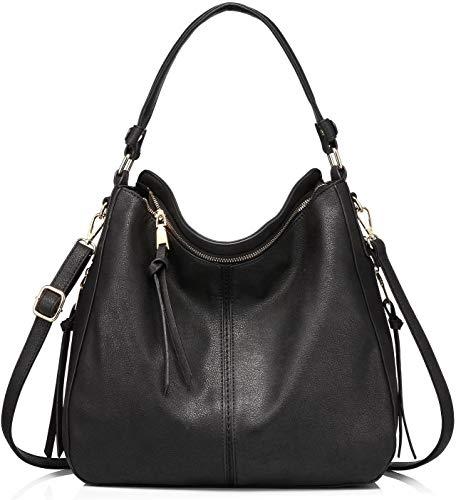 Oinna Bolso de mano de moda para mujer, bolso de mano multifuncional, bolso de mano para mujer, bolso de mano, 38,5 x 13 x 33 cm, color, talla 38.5*13*33cm