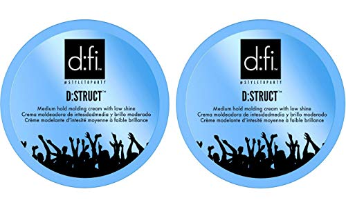 D:FI d:struct Molding Cream SET 2 x 75g