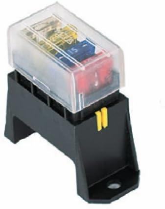 HELLA H84960061 4-Way Superior Ranking TOP5 Axial Box Single Fuse