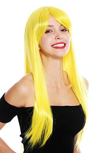 pelucas amarillas largas en internet