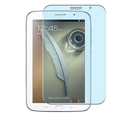 Vaxson 2 Unidades Protector de Pantalla Anti Luz Azul, compatible con Samsung Galaxy Note 8.0 N5100 N5110 [No Vidrio Templado] TPU Película Protectora