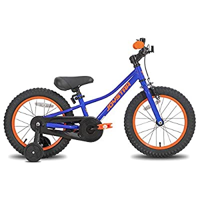 JOYSTAR 20 Inch Kids Bike with Training Wheels for 7 8 9 10 Years Old Boys, Toddler Cycle for Early Rider, Child Pedal Bike, Blue