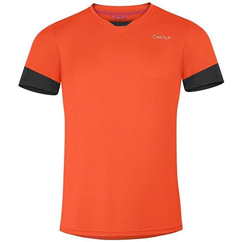 Cimalp T-Shirt Technique Ultra-léger et compactable