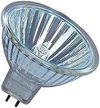 Osram 12V 50W MR16 Circular Halogen Bulb - Yellow