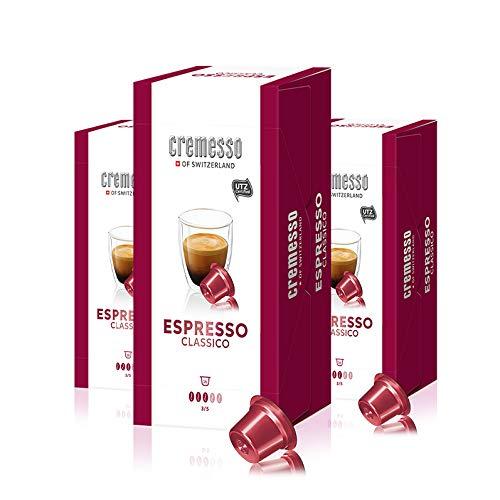 Cremesso Espresso Classico, 16 Kapseln, 3er Pack