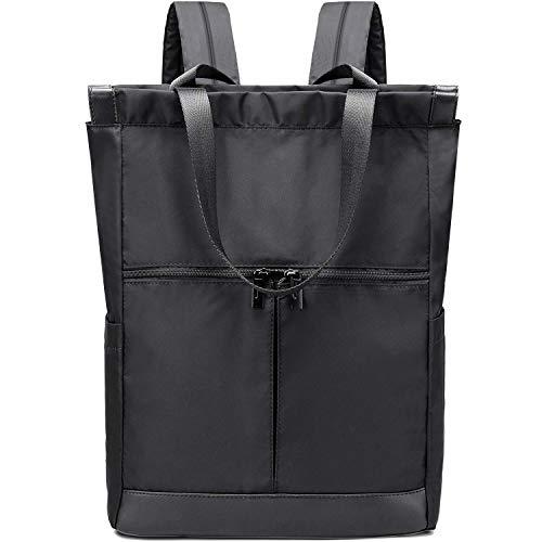 bainuote Rucksack Handtasche Damen Tasche Rucksck 2 In 1 Handtasche Umhängetasche Großer Einkaufstasche Shopper Tasche Multifunktion Laptop-Rucksack Für Schule Uni Büro Reisen