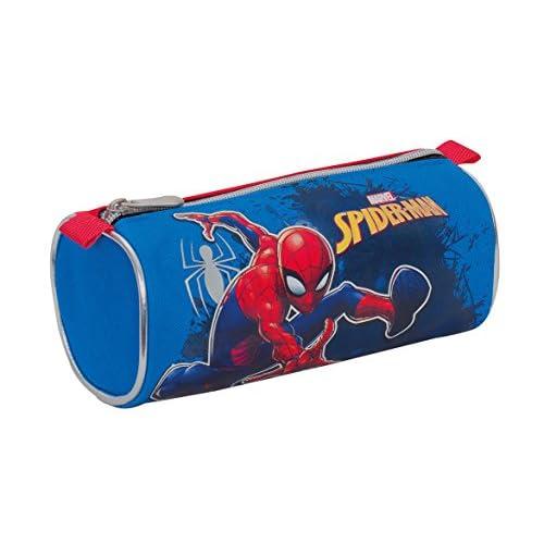 Bustina Marvel , SPIDER-MAN , Blu Rosso