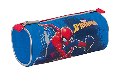 Trousse Marvel , SPIDER-MAN , Bleu Rouge