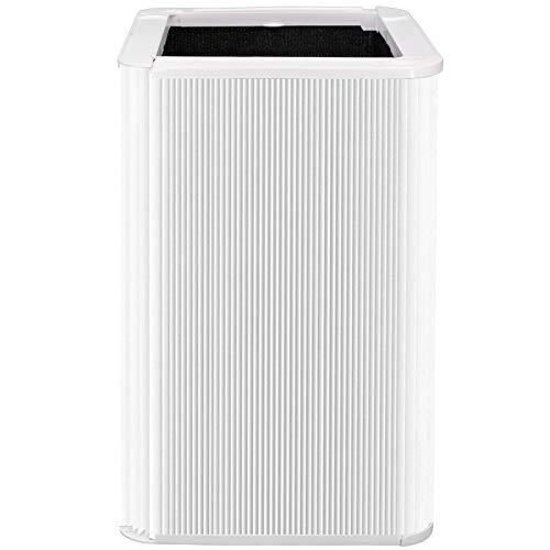 Lhari Blue 121 Relacement Filter, Compatible with Blueair Blue Pure 121 Air Purifier, Particle and Carbon Allergens Remover, Captures Bacteria, Odors, Smoke, Dust