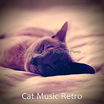 Music for Cats - Inspiring Piano