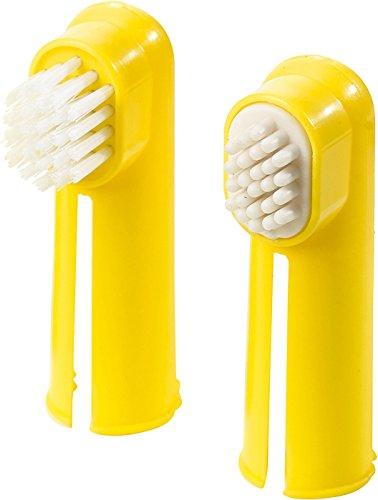 HUNTER Kit hygiène de brosses à dent Soins dentaires de ditogiallo/Gris