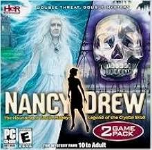 NANCY DREW - CASTLE MALLOY/CRYSTAL SKULL
