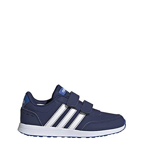 Adidas Vs Switch 2 CMF C, Zapatillas de Running Unisex niño, Multicolor (Azuosc/Ftwbla/Azul 000), 34 EU