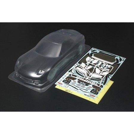 Tamiya 300051270 - Karosserie Satz Mazda Rx-7 Street