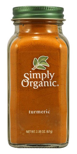 Simply Organic Turmeric Year-end gift -- Recommendation 2.38 2 oz - pc