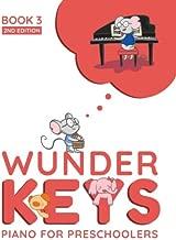 WunderKeys Piano For Preschoolers: Book 3, 2nd Edition