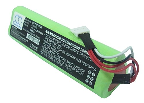 VINTRONS 7.2V Battery for Fluke 3105035, Ti20-RBP, Ti-20, Ti-25, Ti-10