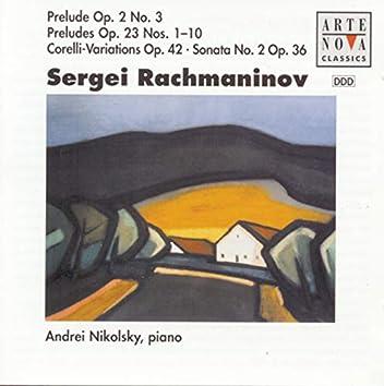 Rachmaninow: Klavierwerke