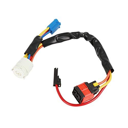 X AUTOHAUX Encendido Interruptor Cables para Automoción Coche Bloqueo Tapón