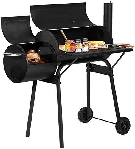 41Qb29 g0uL - KDKDA Charcoal Grill Premium-Holzkohlegrill aus Gusseisen Grill Großen Picknick Patio Grill Barbecue im Freien beweglichen Grill Grill Heim Geschmorte Grills for mehr als 5 Personen