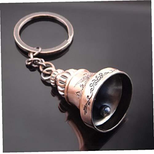 Lankater Keychain Phoenix Bell-anhänger Schlüsselanhänger Tasche Verziert Geschenk Schlüsselanhänger Halter-Auto-schlüsselanhänger