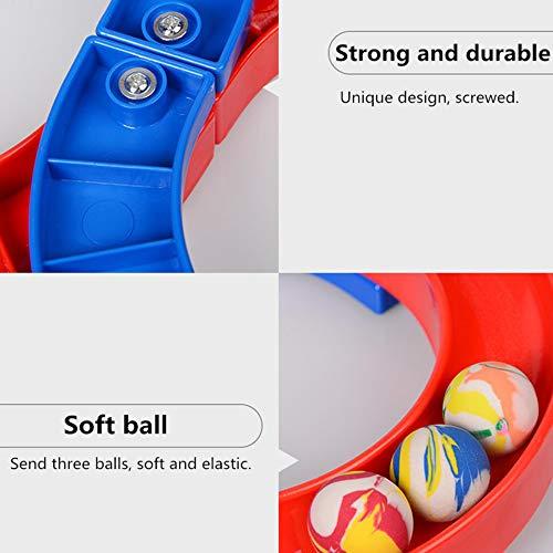 Emilyisky Kindergarten Children Toys 88 Track Ball Toys Juguete de Entrenamiento de...