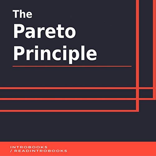 The Pareto Principle Audiobook By IntroBooks cover art