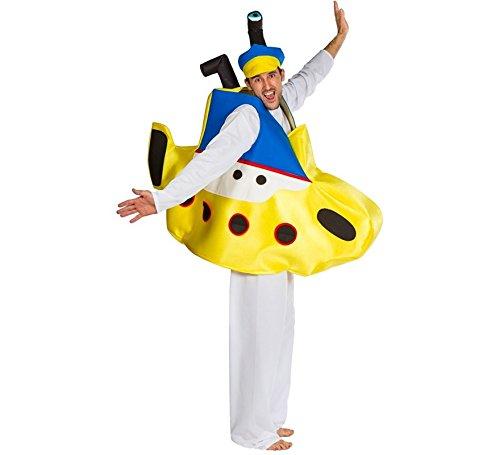 Disfraz de Submarino para adultos