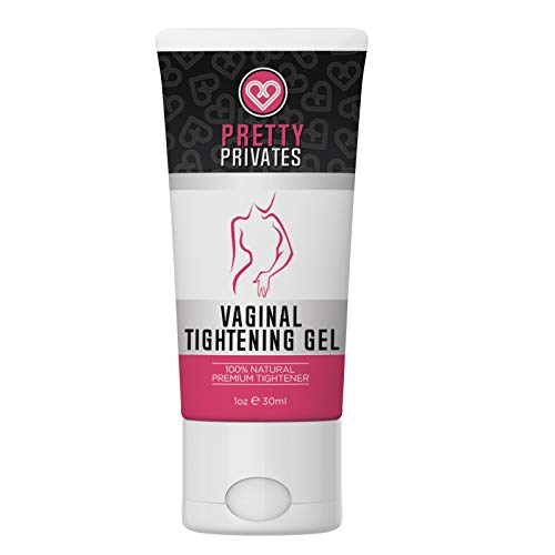Vaginal Tightening Gel - Pretty Privates - Natural Formula to Tighten The Vagina