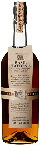 Basil Hayden's Kentucky Straight Bourbon Whiskey (1 x 1 l)