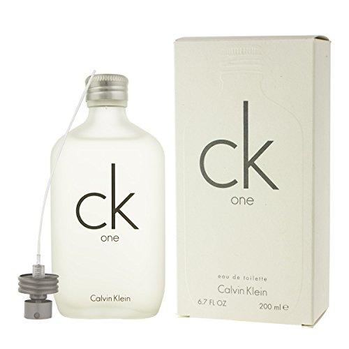 Calvin Klein CK One Eau De Toilette 200 ml (unisex)
