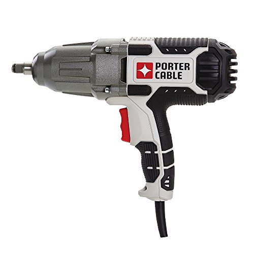 PORTER-CABLE Impact Wrench, 7.5-Amp, 1/2-Inch...