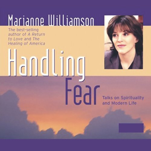 Handling Fear audiobook cover art