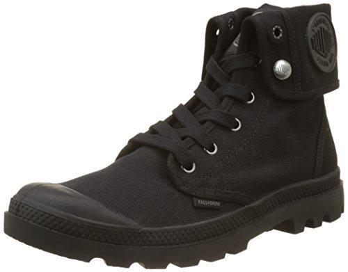 Palladium Men's US Baggy Boots, Black, 13 US