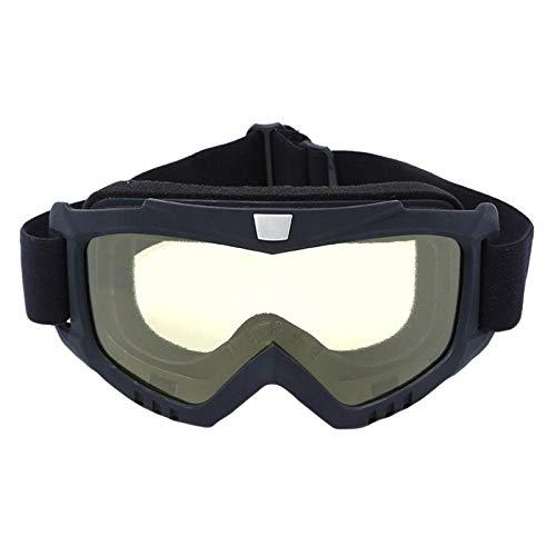 Generieke skibrilunisex motorhelmen skibrillen skibril skibril snowboard maskers winter sneeuwscooter bril winddicht skiën glas motorcross zonnebril