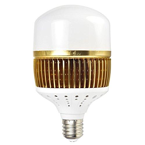 MENGS CL-Q100W Hohen Lumen E40 100W = 800W LED Globus Lampe Aluminium-Fin + PC Abdeckung Kaltweiß 13000LM AC 85-265V
