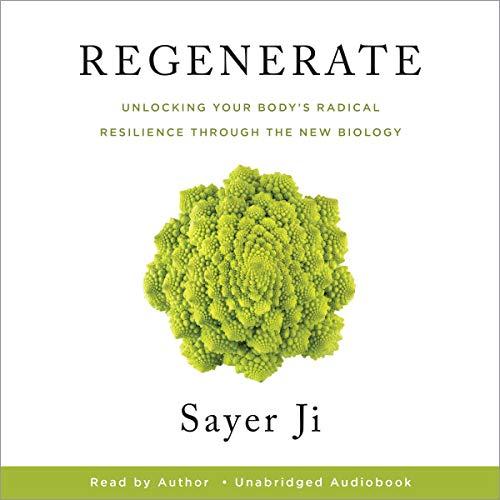 Regenerate Audiobook By Sayer Ji cover art