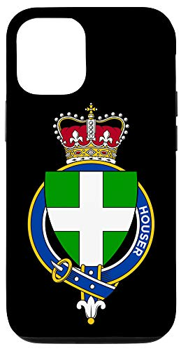 iPhone 12/12 Pro Houser Coat of Arms - Family Crest Case